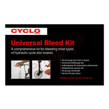 Cyclo Universal Disco de Freno Sangrado Kit