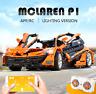 Custom Technic MOC-16915 McLaren P1 hypercar building blocks bricks  3228pcs