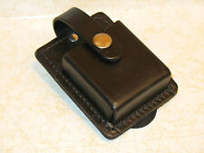 NEW Leather Case / Pouch for Police / EMS Duty Gun Utility Belt Pocket