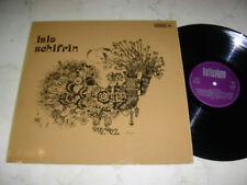LALO SCHIFRIN Same *LIGHT JAZZ LP ON BELLAPHON 70s*