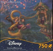 Tangled Up in Love Thomas Kinkade Disney Ceaco Jigsaw Puzzle NIB