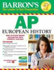 European History by Seth A. Roberts and Barron's College Division Staff...