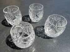WMF Kristallglas Rosenkavalier Schnapsglas 4 Stück