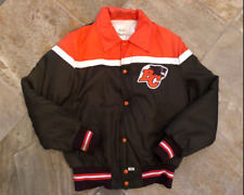 Vintage BC Lions Shain Canadian Football League CFL Jacket, Size Adult Medium