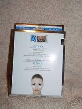 Global Beauty Care Premium Retinol 2 Pairs UNDER-EYE PADS Eye Treatment New Box