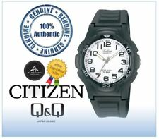 Original Citizen Q&Q VP84J851 Falcon Sports Men's Watch Water Resist -BRAND NEW-
