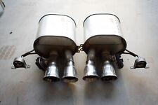 15-18 Corvette C7 Z06 Exhaust System Mufflers