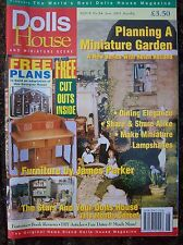 DOLLS HOUSE AND MINIATURE SCENE MAGAZINE - ISSUE 084