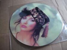 Kate Bush - Live Picture disc (1979) rare  LP Not Tmoq