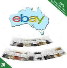 4,500 SEEDS - 20 MIX VEGETABLE SEEDS Non-GMO Easy to grow Veg All Year