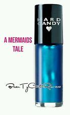 LOT 3 Hard Candy Nail Polish A MERMAIDS TALE .26oz ALL NEW * 3 same shade polish