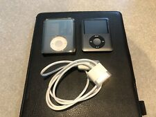 Apple iPod Nano 3rd gen 8GB MP3 Player MB261LL Works Great USA Fast Shipping