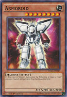 Armoroid Common 1st Edition Yugioh Card HSRD-EN047