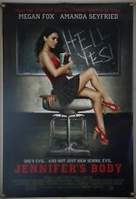 JENNIFER'S BODY DS ROLLED ORIG 1SH MOVIE POSTER MEGAN FOX HORROR (2009)