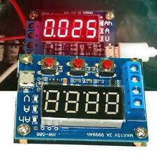 18650 Li-ion Lithium Lead-acid Battery Capacity Meter Tester Discharge