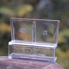4PCS SET Aquarium Fish Tank Clear Clips Glass Cover Support Holder 6 8 10 mm UK