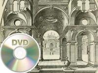 Rare antique architecture books collection - DVD