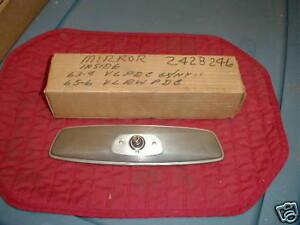 NOS MOPAR 1962-63-64-65-66 INSIDE REAR VIEW MIRROR