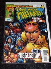 NEW MUTANTS Comic - TRUTH or DEATH - Vol 1 - No 2 - Date 12/1997 - MARVEL Comic