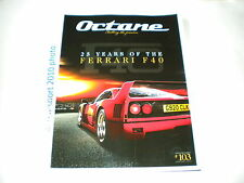 Octane Magazine. Issue 103 January 2012 F40 - buying guide lotus europa - Healey