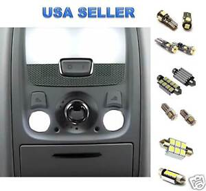 16pc LED Lights Interior Package Kit FOR Audi A6 S6 C5 1998-2004