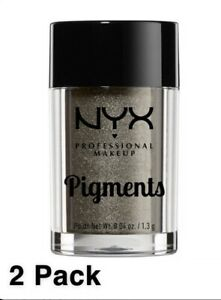 NYX Pigments Loose Eyeshadow Powder 2 Pack- PIG04 Henna