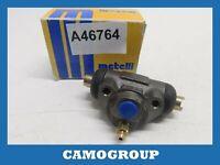 Cylinder Rear Brake Rear Wheel Cylinder Metelli FIAT Ritmo Lancia Delta