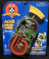Playmates Acme Head Cases Looney Tunes Bugs Bunny Marvin Martian Stars 16422