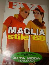 EVA=1967=GIANNI MORANDI=SUSANNA MARTINKOVA ANDREA GIORDANA=CLAUDIO LIPPI=RIVISTA