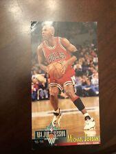 🔥🏀1993-94 Fleer NBA Jam Session #33 Michael Jordan