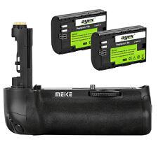 Batteriegriff für Canon EOS 5D Mark IV (MK-5D4, wie BG-E20) inkl. 2x LP-E6 Akku