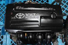 JDM 00 05 Toyota Corolla Matrix 1.8L 1ZZ-FE VVTi Engine 16 Valve Celica 1ZZ FE
