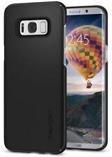 Spigen Fort Léger Fine Compatible avec Étui pour Samsung Galaxy S8 Plus – Noir