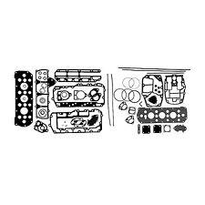 Gasket Kit, Powerhead  Mercury 75hp Inline 4 1975-1985 27-73645A87