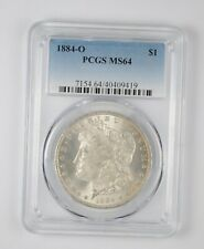 MS64 GRADED - 1884-O Morgan Silver Dollar- PCGS *951