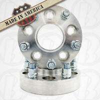 """2/"""" Billet Wheel Spacers x2 USA MADE4x98 to 4x98 Fits 4 Lug Fiat 500"""