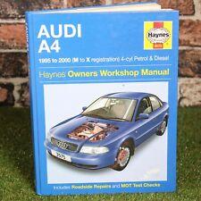 Haynes 3575 Manual Service 1995-00 Workshop Manual Petrol & Diesel