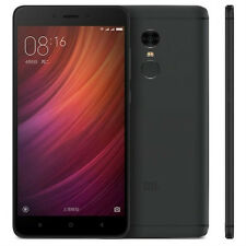 "XIAOMI REDMI NOTE 4 5.5"" FHD 4G SMARTPHONE @ 4GB RAM @ 64GB ROM @ 13MP @ BLACK"