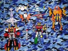 Bandai Power Rangers Samurai Sentai Shinkenger DX Samurai Megazord Lot Gigazord