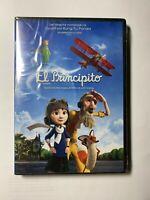 El Principito New DVD Idioma::Francés, Español (latino)