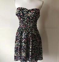 I Heart Ronson Dress Women's Size 8 Strapless
