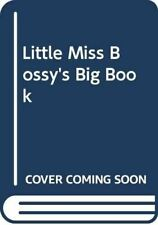 Little Miss Bossy's Big Book, , Very Good, Hardcover