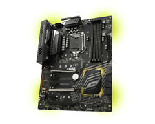 MSI Z370 SLI PLUS LGA 1151 (Socket H4) ATX motherboard