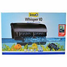 Tetra Whisper IQ Power Filter : 60 Gallons - Model: WL78004
