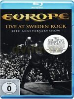 Europe - Live At Sweden Rock - 30th Anniversary Show Nuevo Blu-Ray