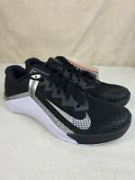 Nike Metcon 6 Men's Size 13 Black Cross Training Shoes AT3160 010