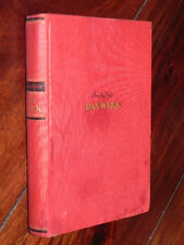 Emile Zola - Das Werk (Paul List Verlag, Leipzig, DDR, 1955)