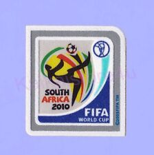 FIFA World Cup SOUTH AFRICA 2010  Soccer Patch / Flock Football Badge