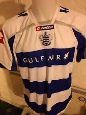 Mens QPR Queens Park Rangers 2009/ 2010 Home Shirt Size XXL Good Condition