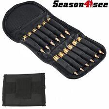 12 Round Shells Rifle Ammo Holder Carrier Holds 30-06 Bullet Wallet for Belt